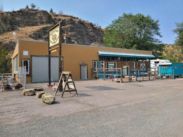 208 Highway 26, Mitchell, OR 97750 (MLS #220130571) :: Team Birtola   High Desert Realty