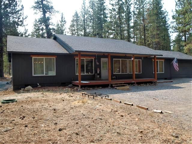 32532 Mountain Lakes Drive, Klamath Falls, OR 97601 (MLS #220130729) :: Stellar Realty Northwest