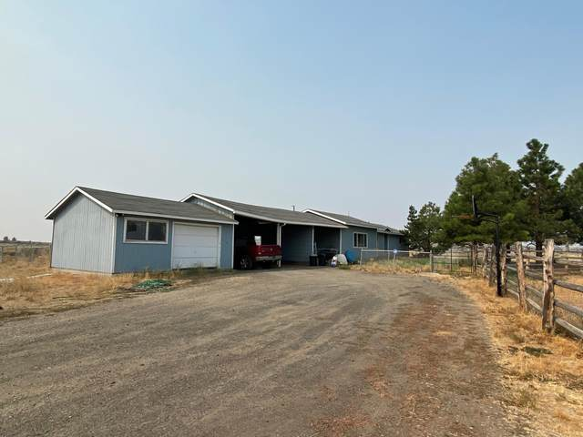 91628 Hwy 140, Lakeview, OR 97630 (MLS #220130779) :: Bend Relo at Fred Real Estate Group