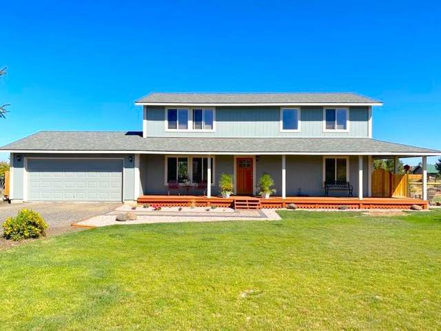 17035 Ponderosa Cascade Drive, Bend, OR 97703 (MLS #220130815) :: The Riley Group