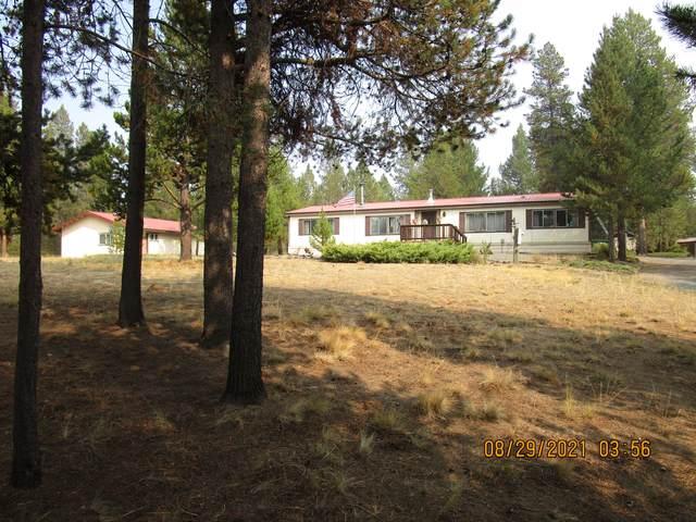 53588 Riverview Drive, La Pine, OR 97739 (MLS #220130920) :: Oregon Farm & Home Brokers