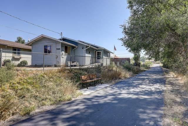 548 NE Belknap Street, Prineville, OR 97754 (MLS #220131010) :: Arends Realty Group