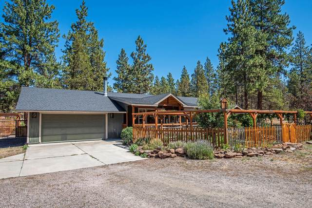 69239 Panoramic Drive, Sisters, OR 97759 (MLS #220131014) :: Berkshire Hathaway HomeServices Northwest Real Estate