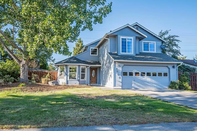 1544 NE Locksley Drive, Bend, OR 97701 (MLS #220131019) :: The Riley Group