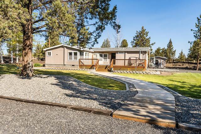 4750 NW 57th Street, Redmond, OR 97756 (MLS #220131036) :: The Riley Group