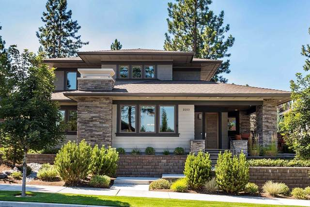 2203 NW Lemhi Pass Drive, Bend, OR 97703 (MLS #220131077) :: The Riley Group