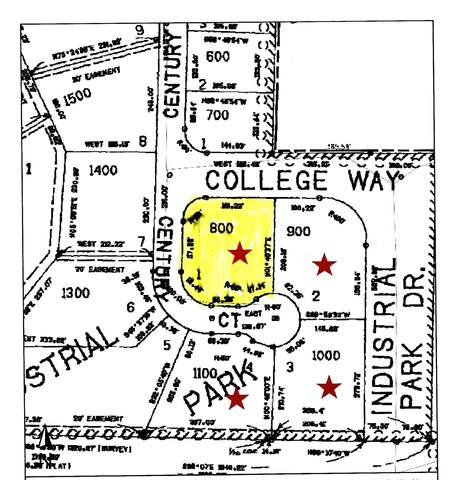 Lot 1 Century Court, Klamath Falls, OR 97601 (MLS #220131249) :: Coldwell Banker Bain