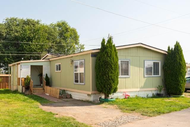 8045 N Highway 97 #16, Terrebonne, OR 97760 (MLS #220131259) :: Arends Realty Group