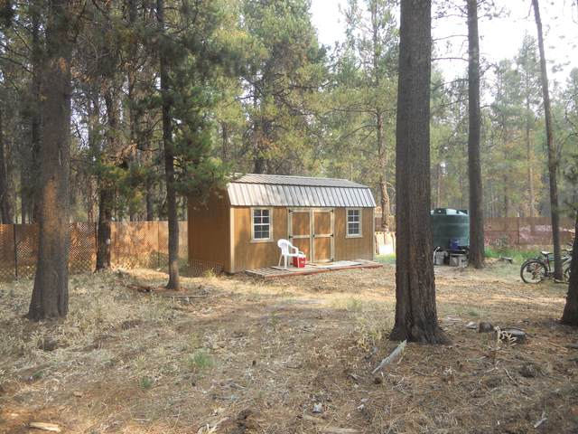 16836 Hermosa Road, Bend, OR 97707 (MLS #220131291) :: The Riley Group
