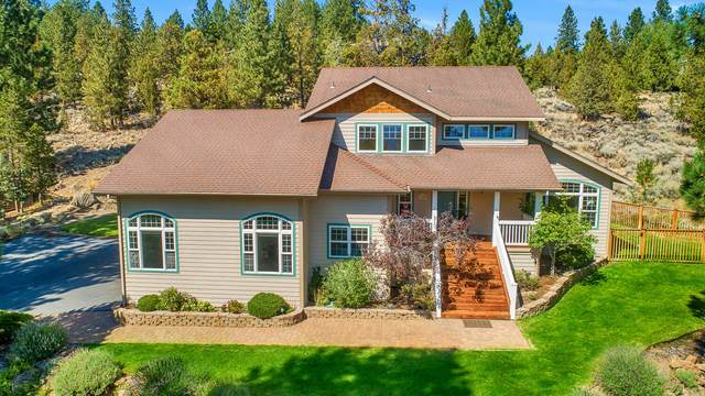 1620 NW City View Drive, Bend, OR 97703 (MLS #220131316) :: Coldwell Banker Bain