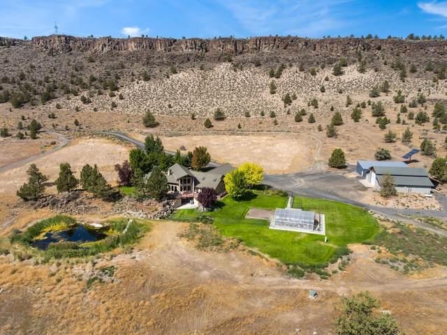 6100 NW Spring Creek Road, Prineville, OR 97754 (MLS #220131326) :: Chris Scott, Central Oregon Valley Brokers