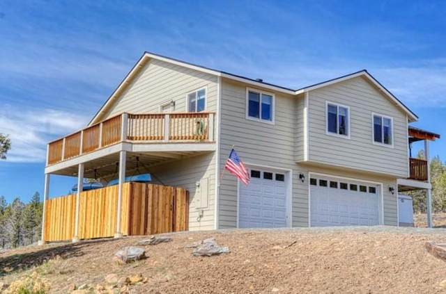 70693 Holmes Road, Sisters, OR 97759 (MLS #220131413) :: Coldwell Banker Bain