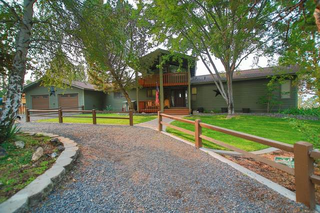 6220 S Crooked River Highway, Prineville, OR 97754 (MLS #220131514) :: Chris Scott, Central Oregon Valley Brokers