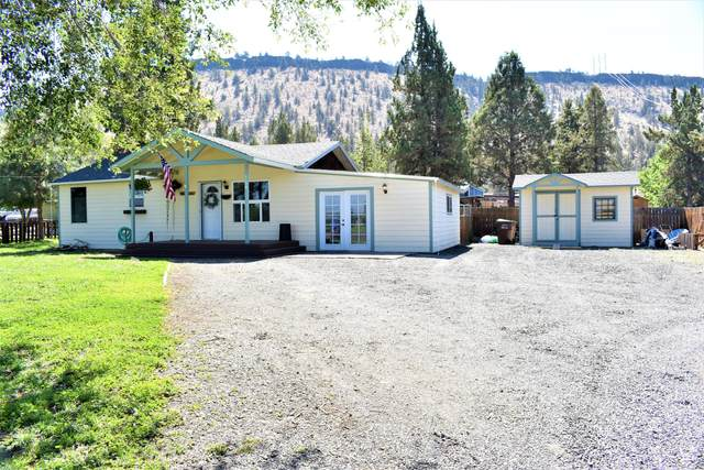 1170 SW Crestview Road, Prineville, OR 97754 (MLS #220131624) :: Arends Realty Group