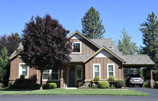 61411 Cultus Lake Court, Bend, OR 97702 (MLS #220131631) :: Arends Realty Group