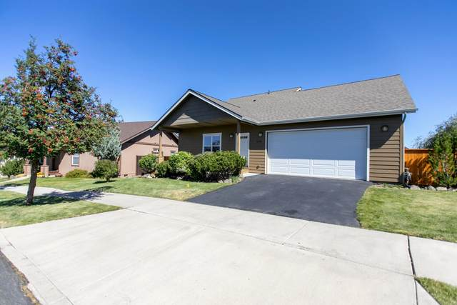 63796 Stanley Way, Bend, OR 97701 (MLS #220131633) :: Coldwell Banker Bain