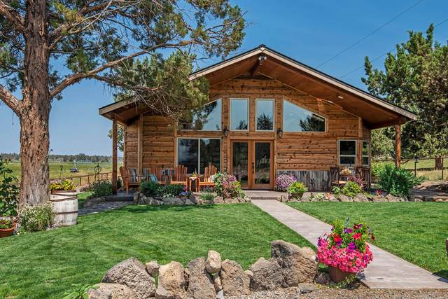 14115 SW Powell Butte Highway, Powell Butte, OR 97753 (MLS #220131639) :: Berkshire Hathaway HomeServices Northwest Real Estate