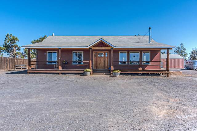 4804 SW Briar Lane, Powell Butte, OR 97753 (MLS #220131755) :: Premiere Property Group, LLC