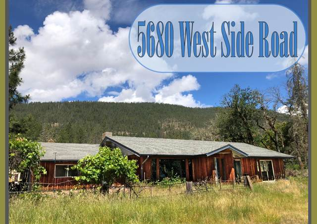 5680 West Side, Cave Junction, OR 97523 (MLS #220131773) :: Team Birtola | High Desert Realty