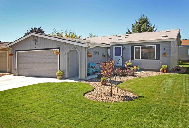 1188 NE 27th Street #92, Bend, OR 97701 (MLS #220131775) :: Arends Realty Group