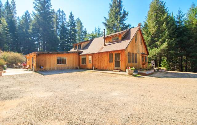 448 W Fork Trail Creek Road, Trail, OR 97541 (MLS #220131888) :: FORD REAL ESTATE