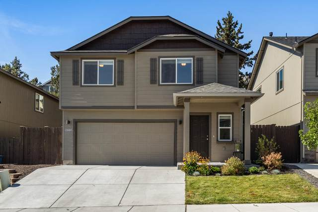 2991 NE Quiet Canyon Drive, Bend, OR 97701 (MLS #220131896) :: Premiere Property Group, LLC