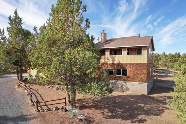 21037 NW Gift Road, Bend, OR 97703 (MLS #220131940) :: Coldwell Banker Bain