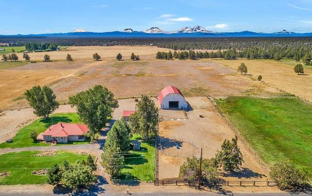 62939 Johnson Ranch Road, Bend, OR 97701 (MLS #220132059) :: The Riley Group