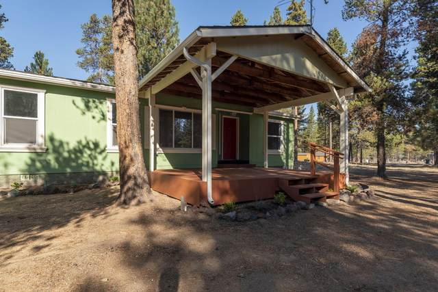 16049 Green Forest Road, La Pine, OR 97739 (MLS #220132068) :: The Riley Group