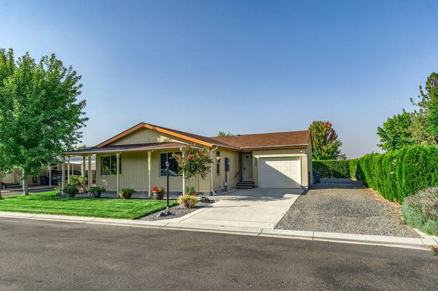 2600 Stearns Way 23C, Medford, OR 97501 (MLS #220132081) :: Arends Realty Group
