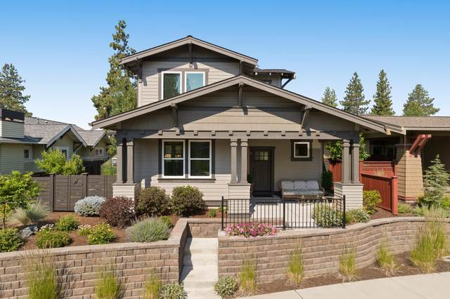 1623 NW Mt Washington Drive, Bend, OR 97703 (MLS #220132121) :: The Ladd Group