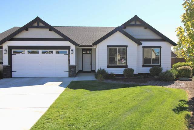3780 SW Badger Court, Redmond, OR 97756 (MLS #220132175) :: Chris Scott, Central Oregon Valley Brokers