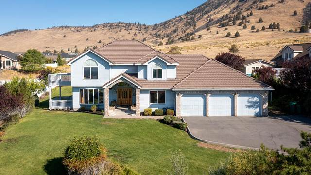 5749 Basin View Drive, Klamath Falls, OR 97603 (MLS #220132332) :: Arends Realty Group