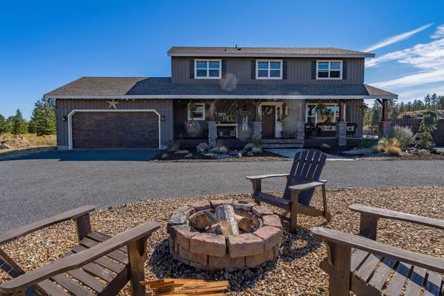 17117 Palomino Drive, Sisters, OR 97759 (MLS #220132349) :: The Ladd Group