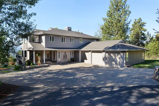 1539 NW Summit Drive, Bend, OR 97703 (MLS #220132356) :: The Ladd Group
