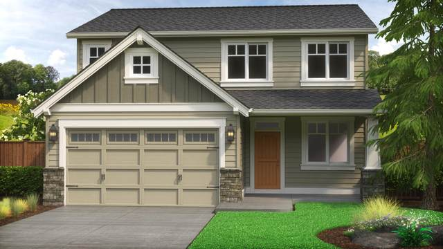 4512 SW 36th (Lot #107) Street, Redmond, OR 97756 (MLS #220132463) :: Arends Realty Group