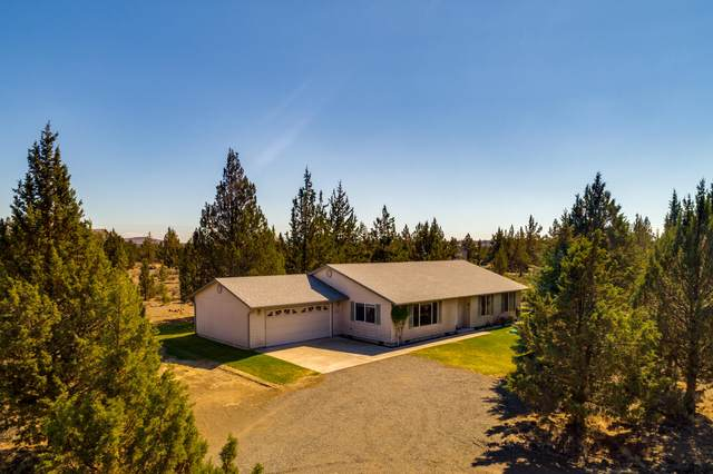 5840 NW Galloway Loop, Redmond, OR 97756 (MLS #220132490) :: Fred Real Estate Group of Central Oregon
