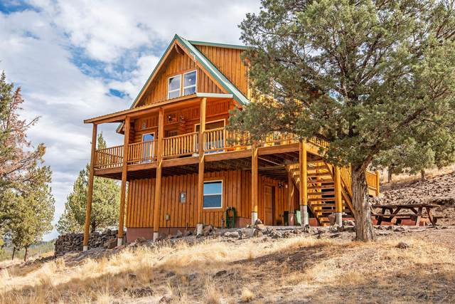 70700 Holmes Road, Sisters, OR 97759 (MLS #220132503) :: The Ladd Group
