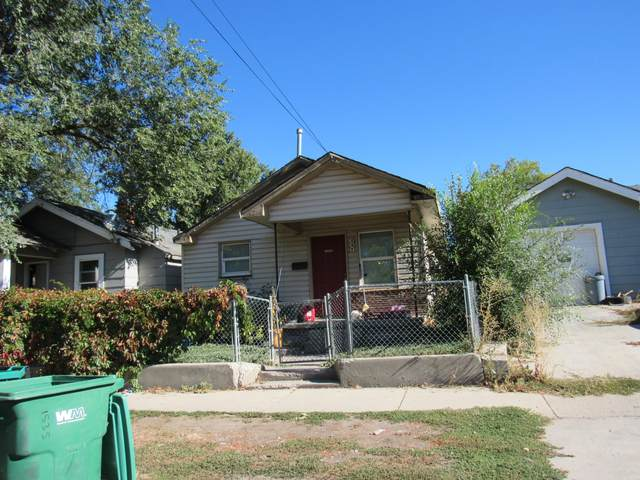 337 Martin Street, Klamath Falls, OR 97601 (MLS #220132528) :: Arends Realty Group
