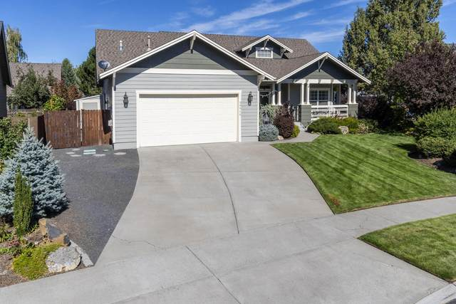 20916 Canal View Drive, Bend, OR 97701 (MLS #220132539) :: Fred Real Estate Group of Central Oregon