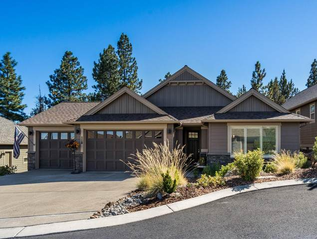2541 NW Pine Terrace Drive, Bend, OR 97703 (MLS #220132547) :: Bend Relo at Fred Real Estate Group