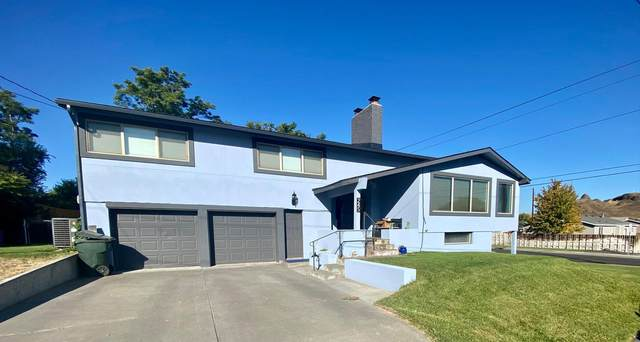 245 NW Butte Drive, Hermiston, OR 97838 (MLS #220132610) :: Chris Scott, Central Oregon Valley Brokers