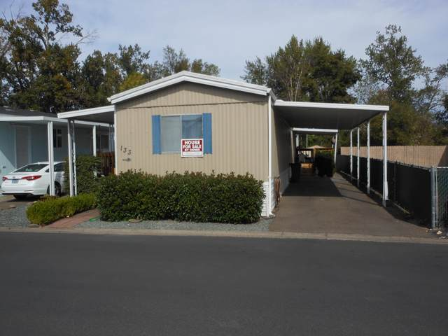 3555 S Pacific Highway #133, Medford, OR 97501 (MLS #220132614) :: Bend Relo at Fred Real Estate Group