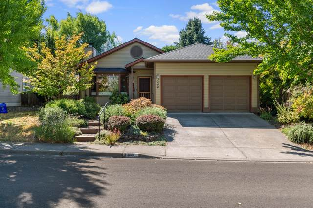 1444 Mill Pond Road, Ashland, OR 97520 (MLS #220132624) :: Bend Relo at Fred Real Estate Group
