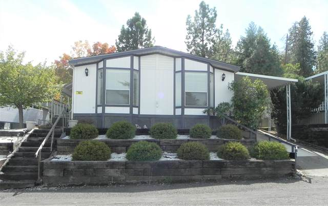 3955 S Stage Road #56, Medford, OR 97501 (MLS #220132653) :: Bend Relo at Fred Real Estate Group