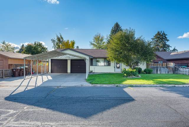 1265 NE Tyler Street, Prineville, OR 97754 (MLS #220132811) :: Coldwell Banker Sun Country Realty, Inc.
