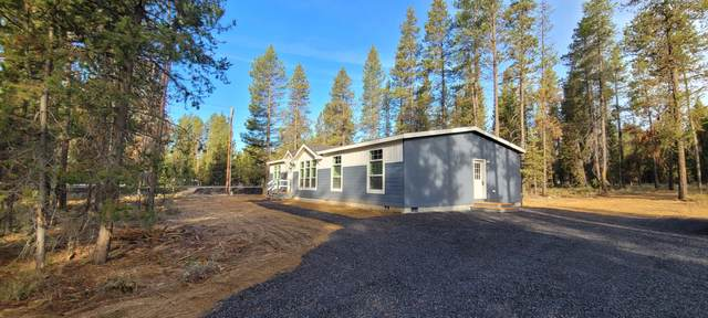 16010 Alpine Drive, La Pine, OR 97739 (MLS #220132814) :: The Bifano Home Team