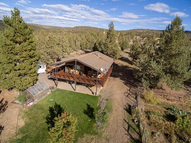 7666 SE Olsen Lane, Prineville, OR 97754 (MLS #220132944) :: Oregon Farm & Home Brokers