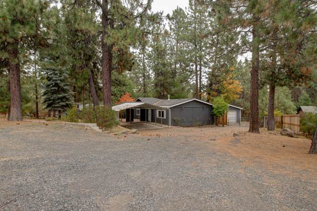60184 Crater Road, Bend, OR 97702 (MLS #220133140) :: The Bifano Home Team