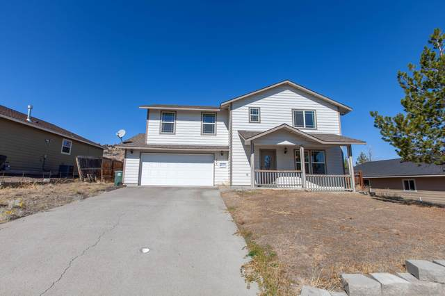 876 SW Sunnyside Drive, Madras, OR 97741 (MLS #220133318) :: The Riley Group
